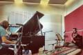 Aufnahmesession Studio Bau 2 2016